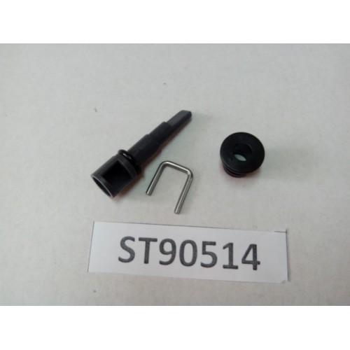 Переключатель температуры воды 16Л-серый, Арт. ST90514
