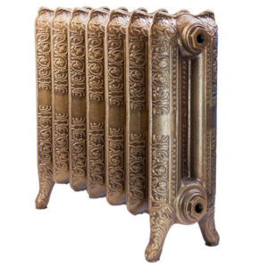 Чугунный радиатор DemirDokum Historic 350