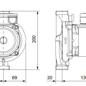 Мембрана 3208-11.001 (Нева 3208, силиконовая)