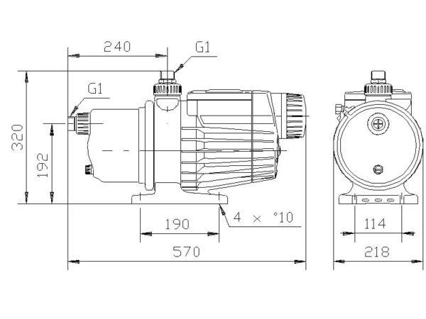 Программируемый комнатный регулятор температуры Vaillant calorMATIC 332