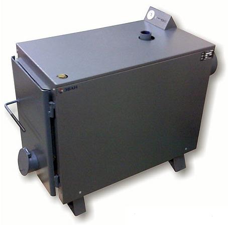Твердотопливный котел ЭВАН Warmos TT-25 К