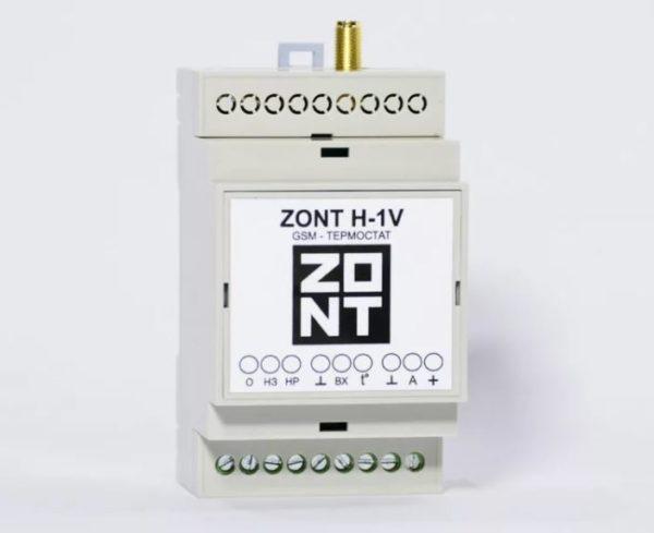 Термостат Эван GSM-Climate ZONT-H1V