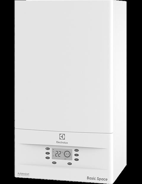 Газовый котел Electrolux GCB 24 Basic Space Duo Fi