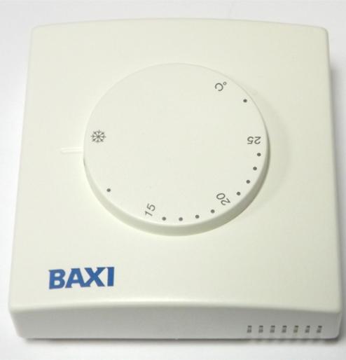 Комнатный механический термостат Baxi KHG 714086910
