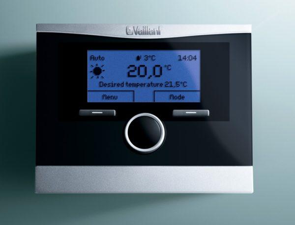 Автоматический регулятор отопления Vaillant calorMATIC 370 / 370 F