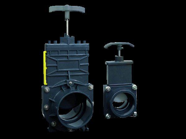 Шиберная задвижка SFA 100 мм