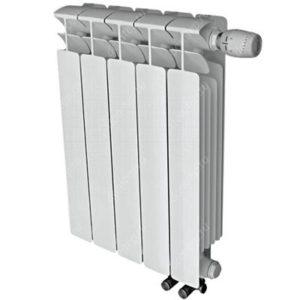 Биметаллический радиатор Rifar Base Ventil 200 с нижним подключением